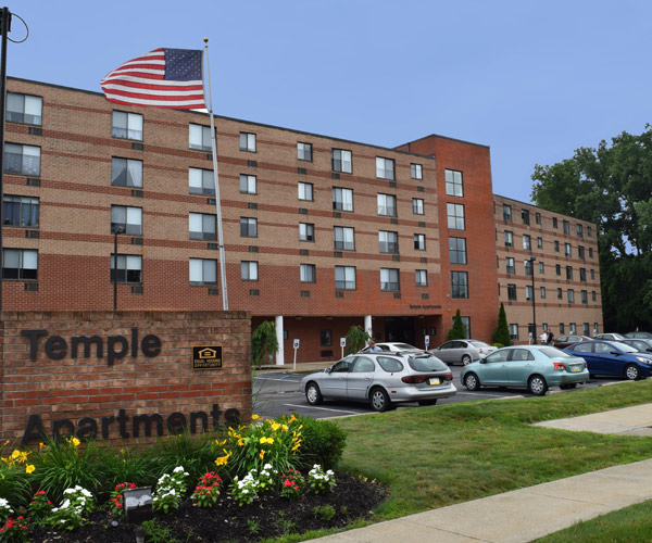 Temple Apartments